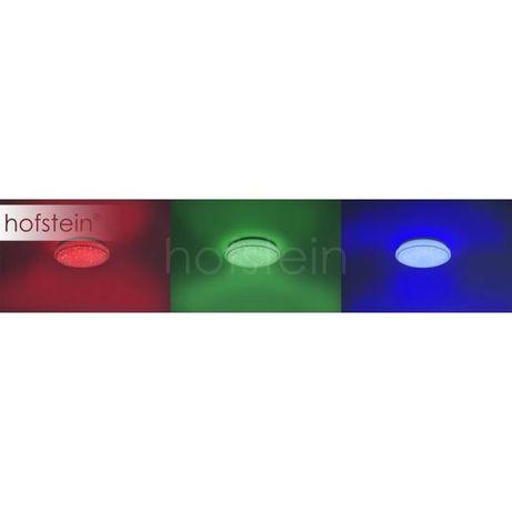 Plafon LED LOLA JUPI 35 cm 1400 lumenów ciepłe/zimne/rgb/pilot! 2018!