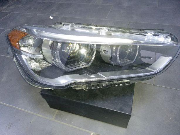 BMW X1 F48 Lampa prawa LED - USA