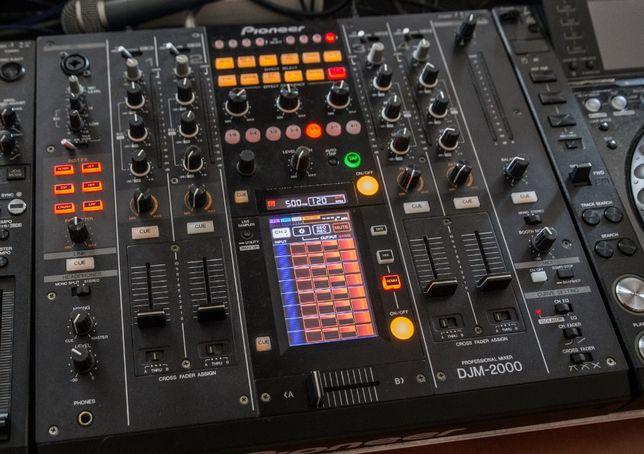 Mixer Pioneer DJM2000 Nexus