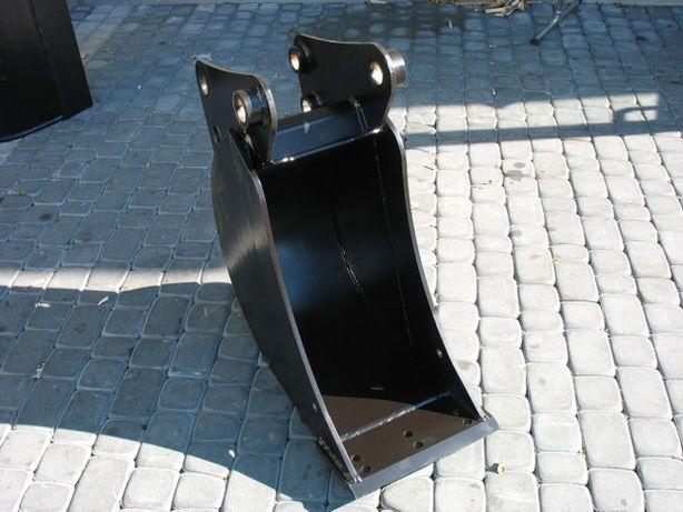łyżka podsiębierna 300mm do koparko - ładowarki