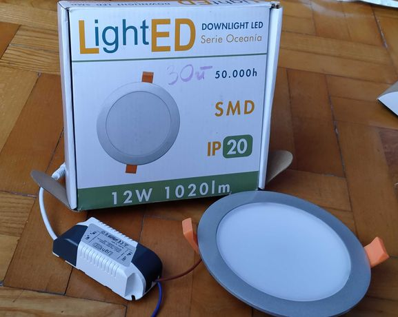 Lampa LED 12W LightED