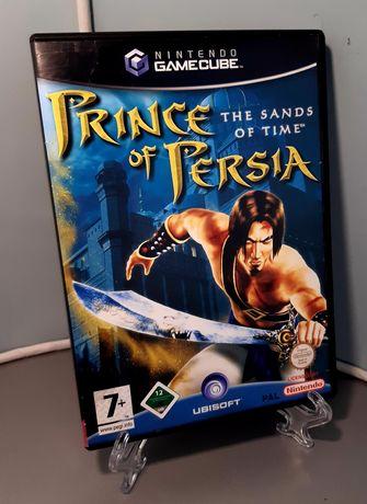 Jogo Prince of Persia: The Sands of Time para a Nintendo GameCube