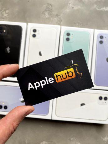 Новые iPhone 11 64/128 Gb   Ростест   2 года гарантии!   53.490 р  