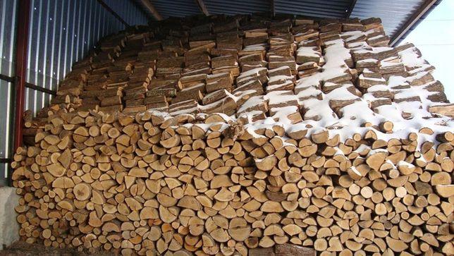 Super drewno sezonowane opałowe kominkowe