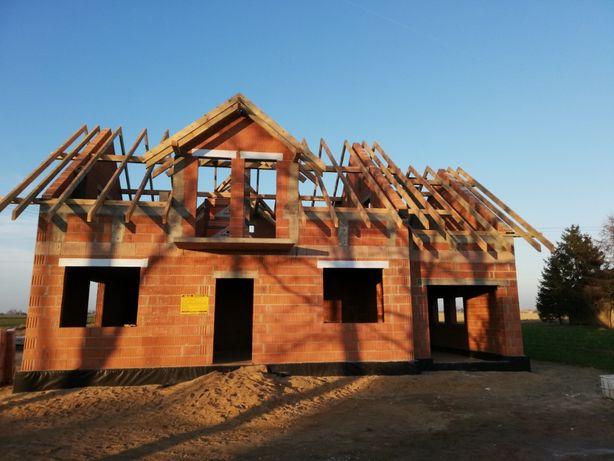 Usługi budowlane budowa domów