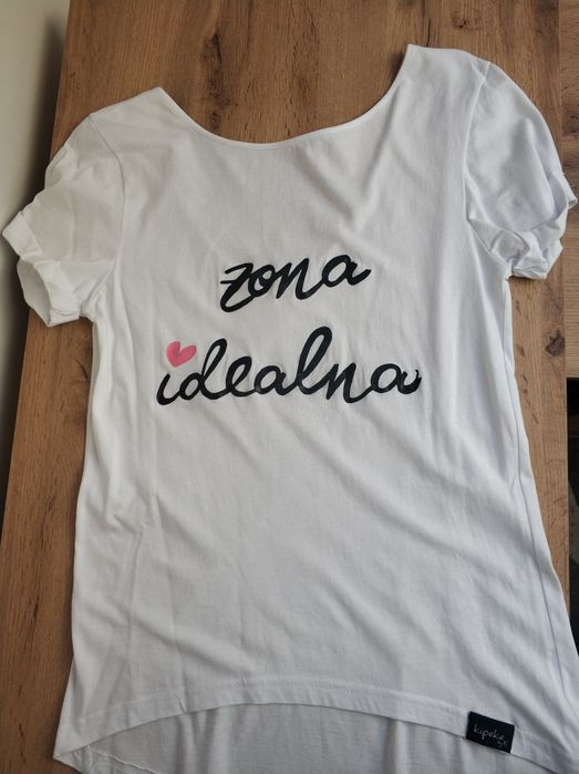 Koszulka Żona Idealna Wojnowice - image 1