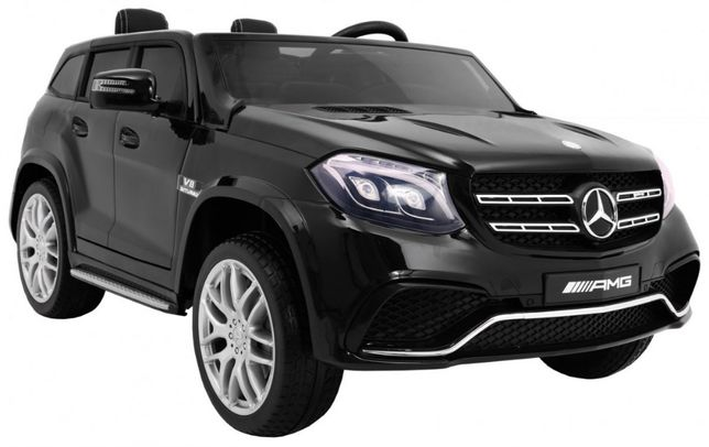 Licencjonowany Mercedes Benz GLS 63 AMG 4WD na akumulator Lakier