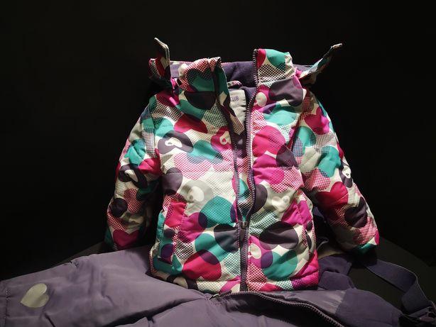 -50% Cool Club Kombinezon 74 zimowy dwuczęściowy, kurtka + spodnie