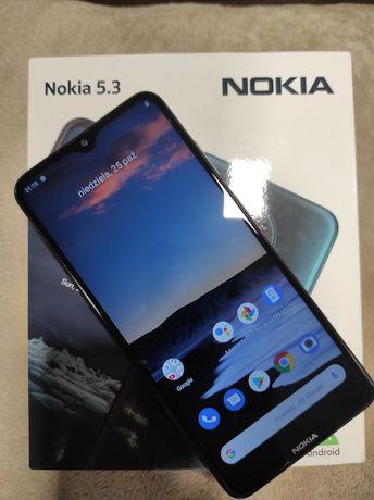 Nokia 5.3 + trzy etui