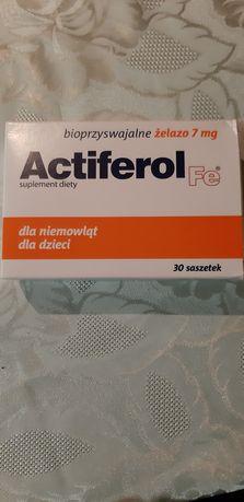 Actiferol fe / żelazo / dla dzieci