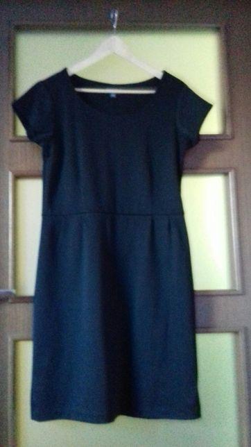 Sukienka czarna GREENPOINT 42