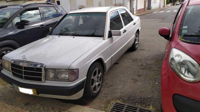 Mercedes Benz 190 D 2.5