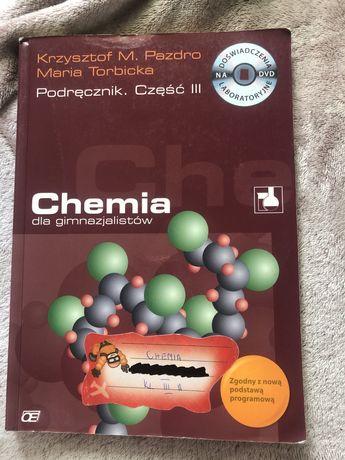 Chemia dla gimnazjalistów - podręcznik część III