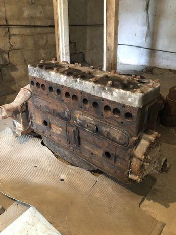 Двигатель ЗИЛ 157 «Захар»
