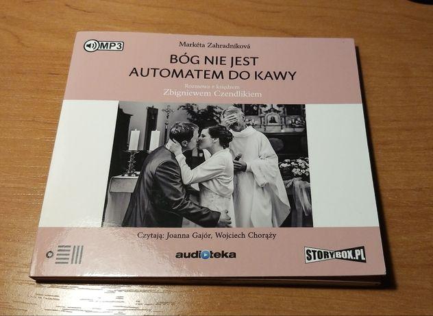 Bóg nie jest automatem do kawy Zbigniew Czendlik wywiad Czechy ksiądz
