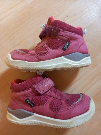 Ecco gore-tex buty dziecięce 25 rozmiar