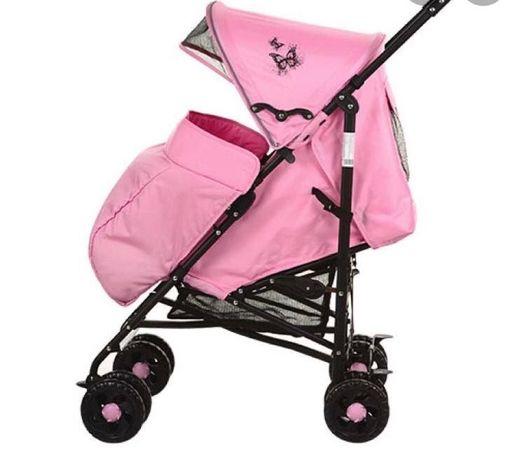 Продам детскую коляску, летнюю-трость