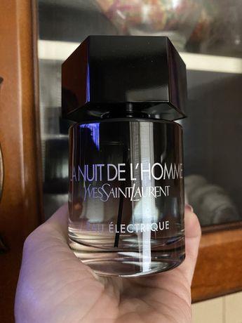 Yves Saint Laurent La Nuit De L'Homme Eau Electrique оригинал 100мл