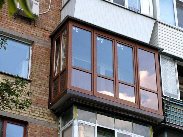 Окна, двери, балконы. Монтаж, ремонт, регулировка, обшивка балконов.