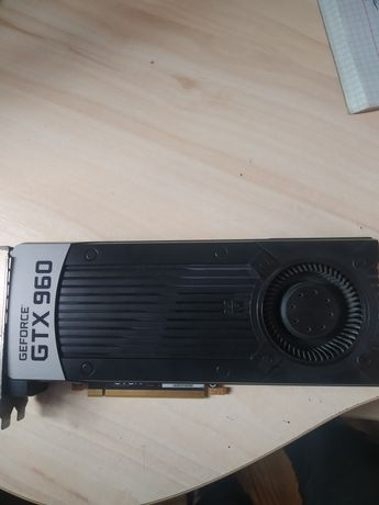 відеокарта Nvidia Geforce gtx 960 4gb , Срочно!! найнижча ціна