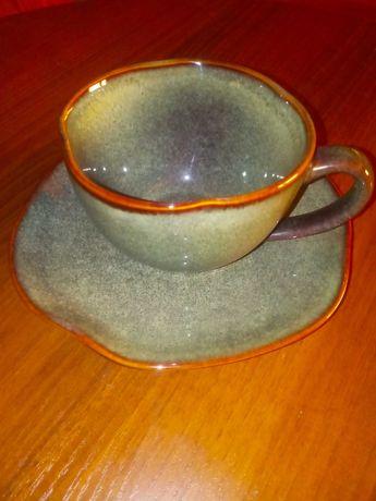 Filiżanki do herbaty z Almi Decor.