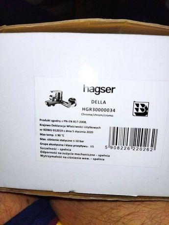Bateria prysznicowa Hagser Della - nowa, nie uzywana