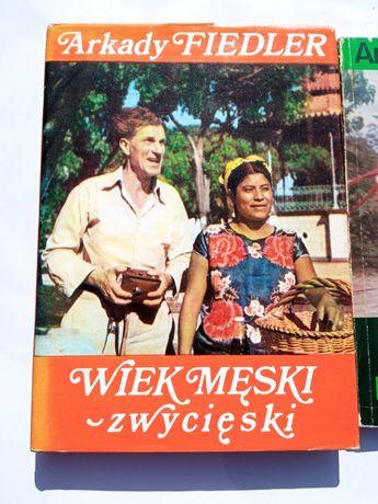 Arkady Fiedler - 2 książki