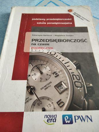 Książka Przedsiębiorczość na czasie
