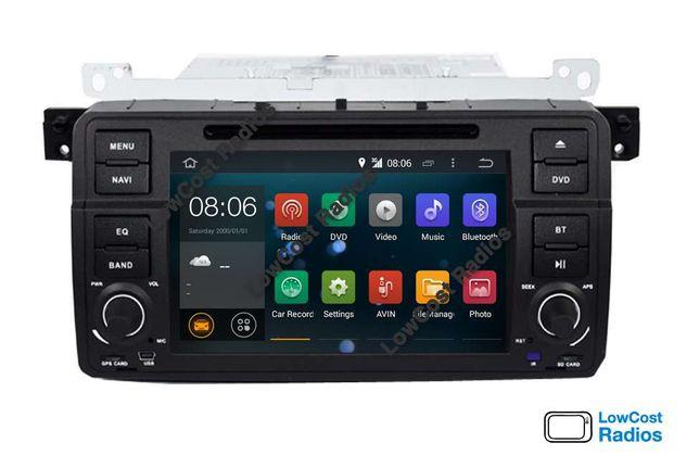(ENVIO GRÁTIS!!) Auto Rádios 2DIN GPS ANDROID: BMW Benz VW, Opel, Audi