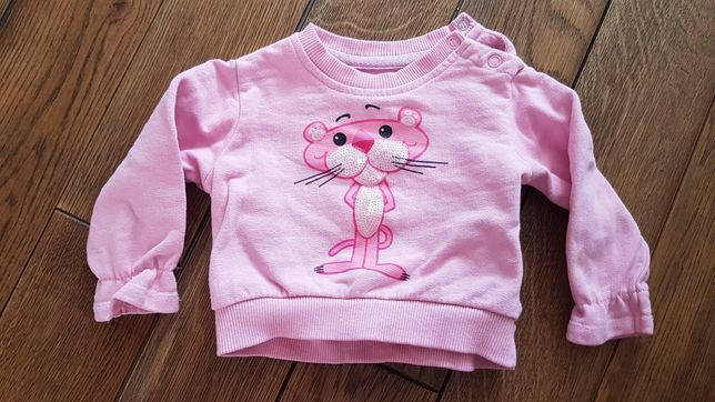 Bluza różowa pantera Reserved rozm. 63
