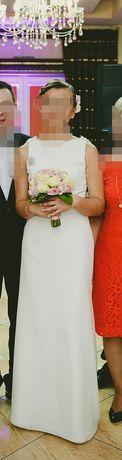 Suknia ślubna rozm. S