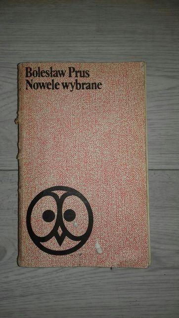 Bolesław Prus Nowele wybrane