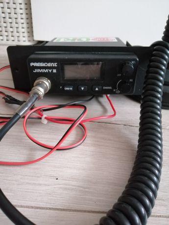 Cb radio President Jimmy 2 + antena 145