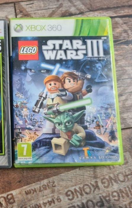 Lego Star Wars 3 Xbox 360 Lego gwiezdne wojny III x360 Bydgoszcz - image 1