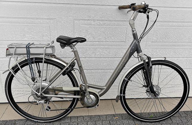 trek bionx shimano alivio serwis rowerów elektrycznych