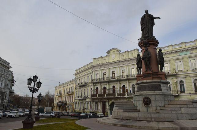 Одесса аренда квартир 3ком 3спальни Дерибасовская