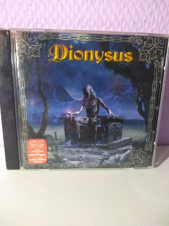 Plyta CD Dionysus Sign of Truth