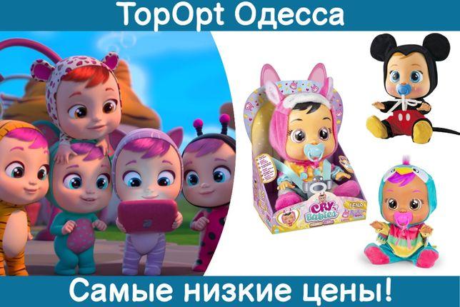 Cry Babies край бебис плакса игрушка мики маус лама попугай кукла пупс