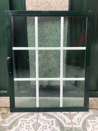 Janela Aluminio vidro duplo
