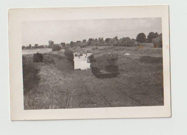 Stare zdjęcia kanał warmińsko-mazurski Nidzica Dobre Miasto