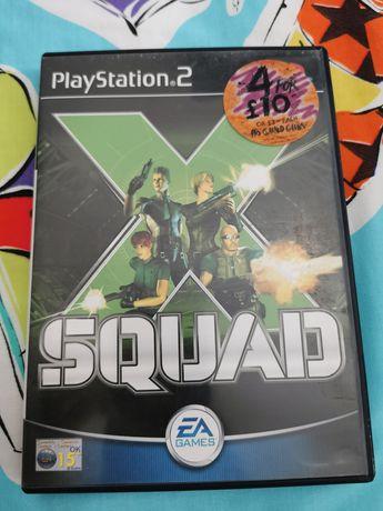 Playstation 2 - Squad