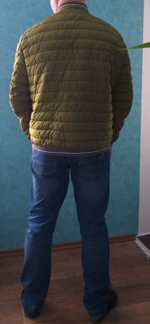 Куртка мужская демисезонная 2хл Zara