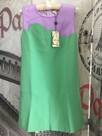 Oasis London женское платье брендовое летнее, оригинал