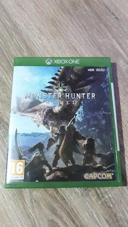 Gra na Xbox one Monster Hunter