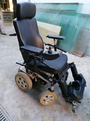 Cadeira de rodas elétrica Storm3 Vertic