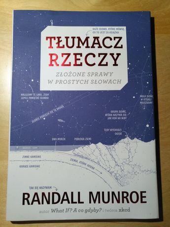 Tłumacz rzeczy Randall Munroe