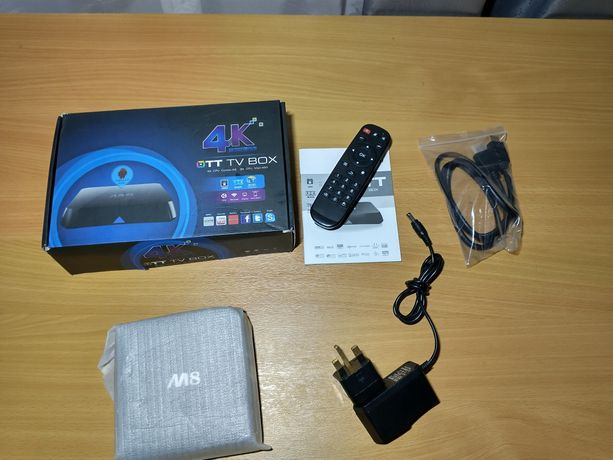 Android box * Android TV * 4K * 3D-HD *
