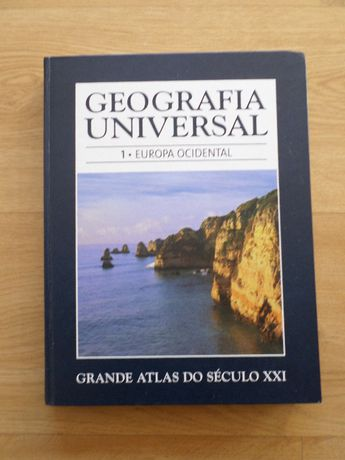 Atlas Geografia Universal
