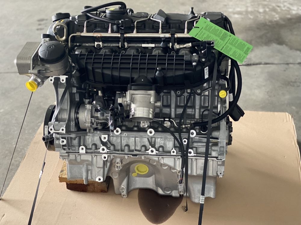 Motor Bmw Novo 3.0 N55B30A m2 135i 235i 335i 435i 535i N55