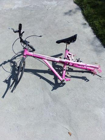 Rama do rowera na koła 24 cali